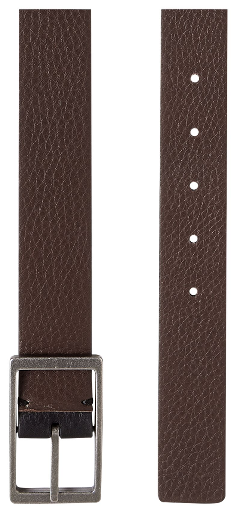 Hesa Reversible Belt (Black)