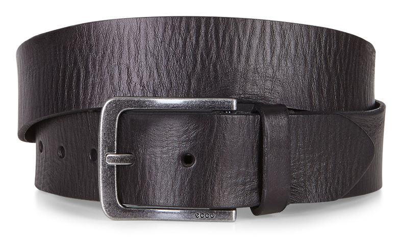 Edward Casual Belt (Black)