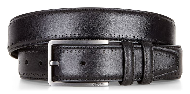 London Mens Belt (Negro)