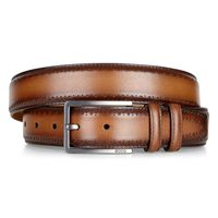 London Mens Belt (Marrone)