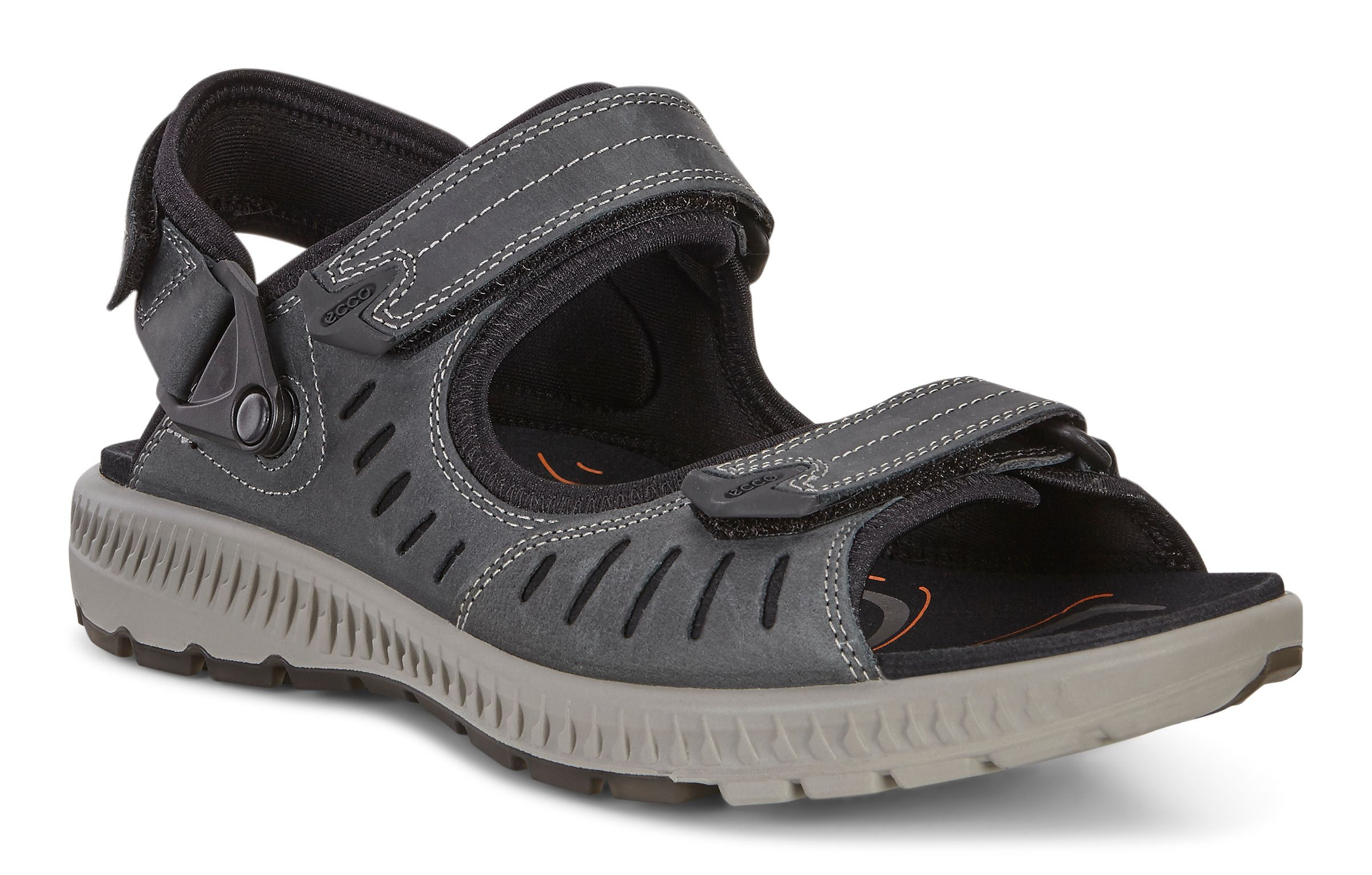 Sporty Offroad leisure sandals Ecco blue Ecco