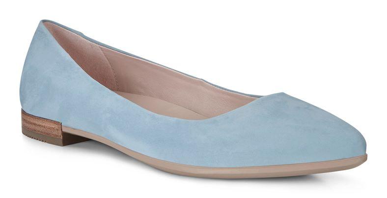 SHAPE POINTY BALLERINA (Blue)