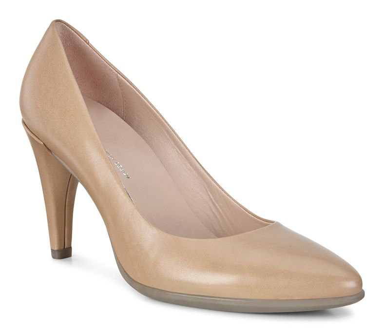 SHAPE 75 POINTY (Beige)