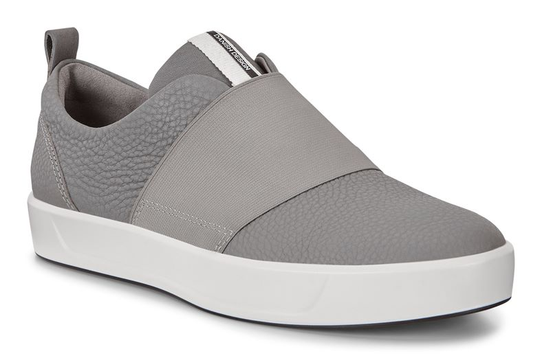 SOFT 8 LADIES (Grey)