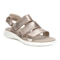 SOFT 5 SANDAL (Metallic)