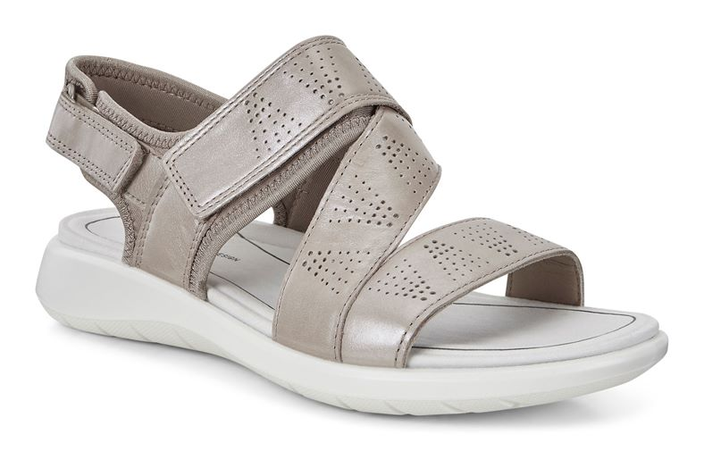 SOFT 5 SANDAL (Metalizado)