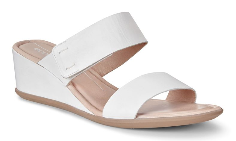 SHAPE 35 WEDGE SANDAL (白色)