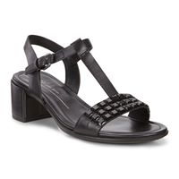 SHAPE 35 BLOCK SANDAL (مشکی)