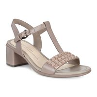 SHAPE 35 BLOCK SANDAL (Grey)