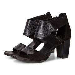 SHAPE 65 BLOCK SANDAL
