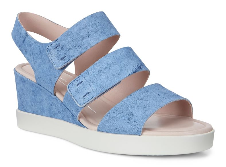 SHAPE WEDGE PLATEAU SANDA (Azul)