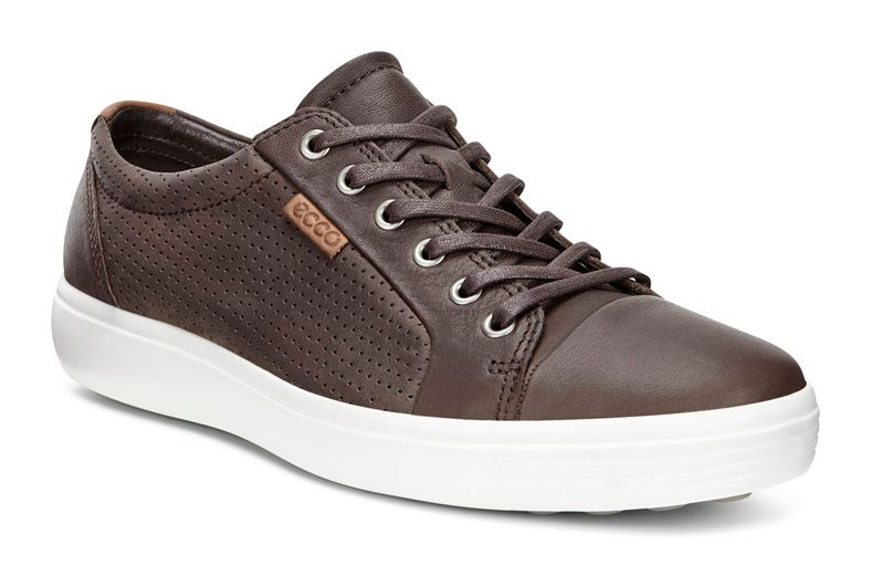 SOFT 7 MEN'S (Marrone)