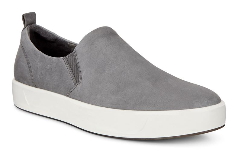 SOFT 8 MEN'S (Grey)