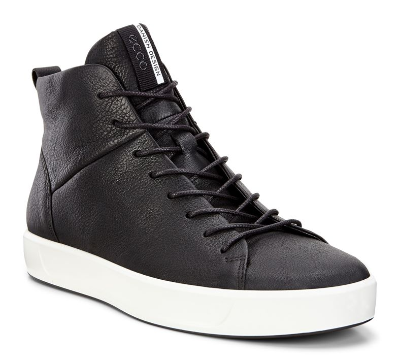 SOFT 8 MEN'S (Nero)