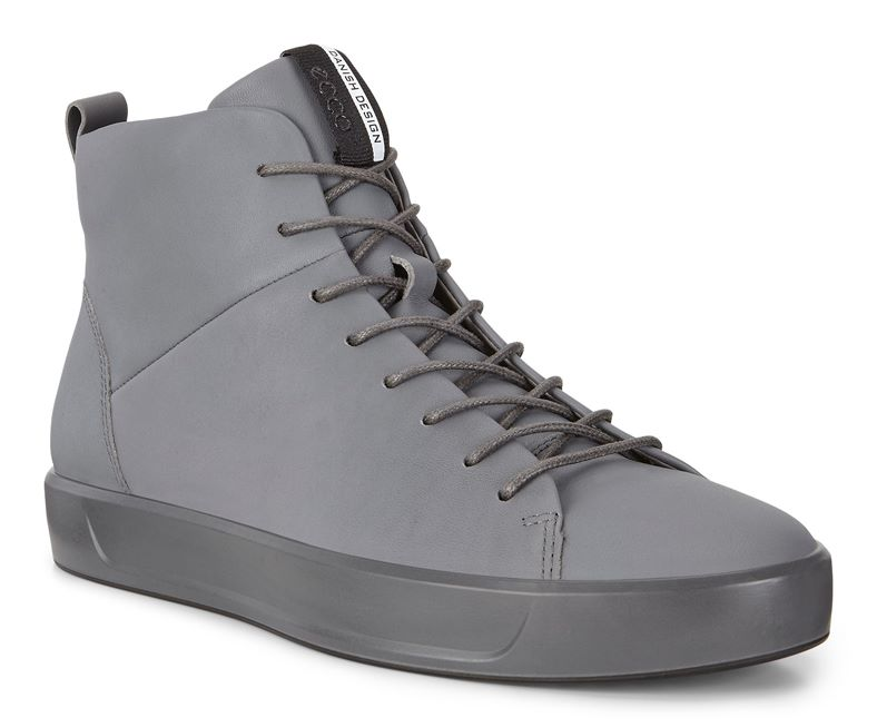 SOFT 8 MEN'S (Grey)