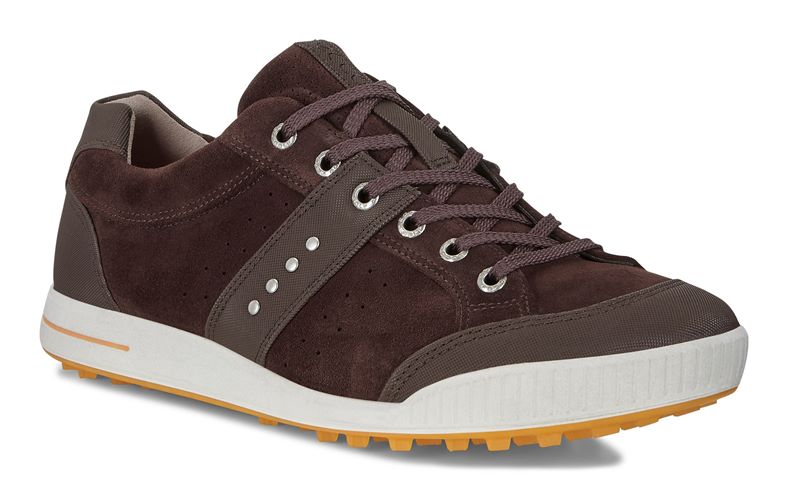MEN'S GOLF STREET RETRO (Brown)