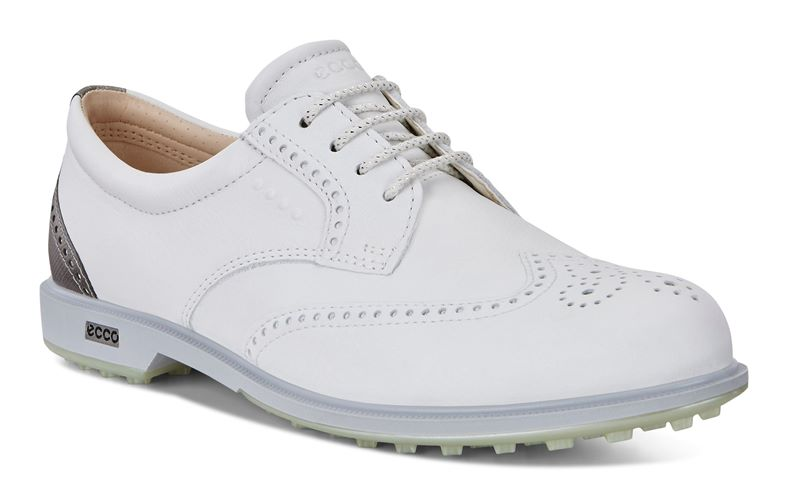 W CLAS. GOLF HYBRID (White)