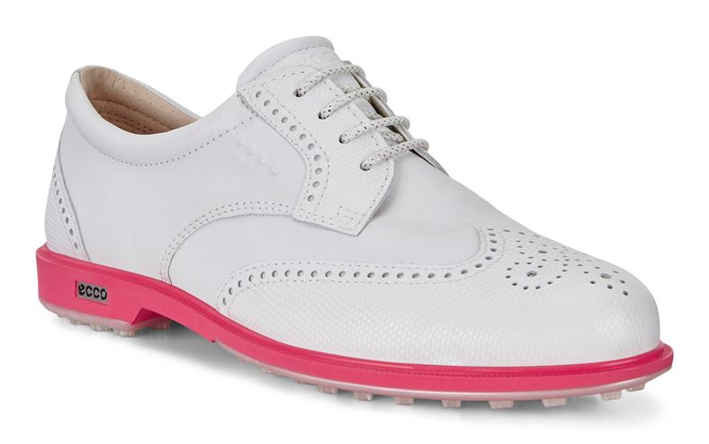 WOMENS CLAS. GOLF HYBRID (White)