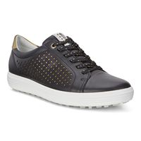 WOMENS GOLF CASUAL HYBRID (Negro)