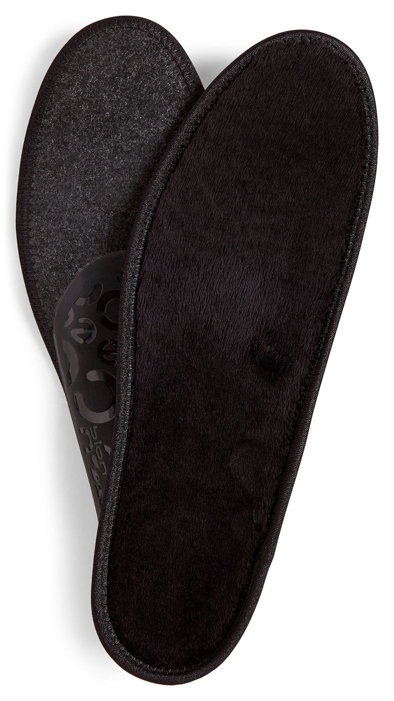 Support Thermal Insole Mens (Nero)