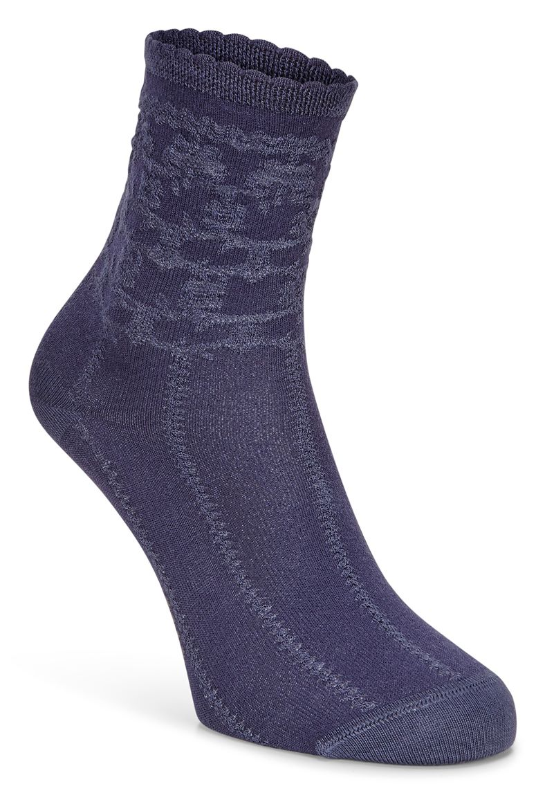 Made for Shape Sock (آبی)