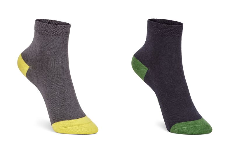 Bamboo Kids Sock (Blu)