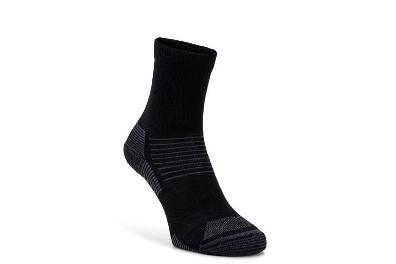 Everyday Crew Sock (Negro)