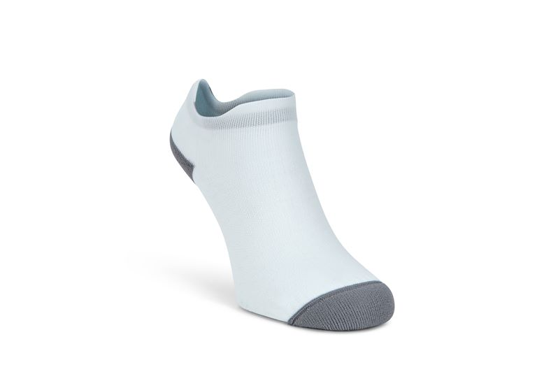 Active Low-Cut Sock (White)