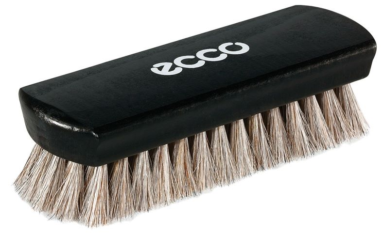 Shoe Shine Brush (Grey)
