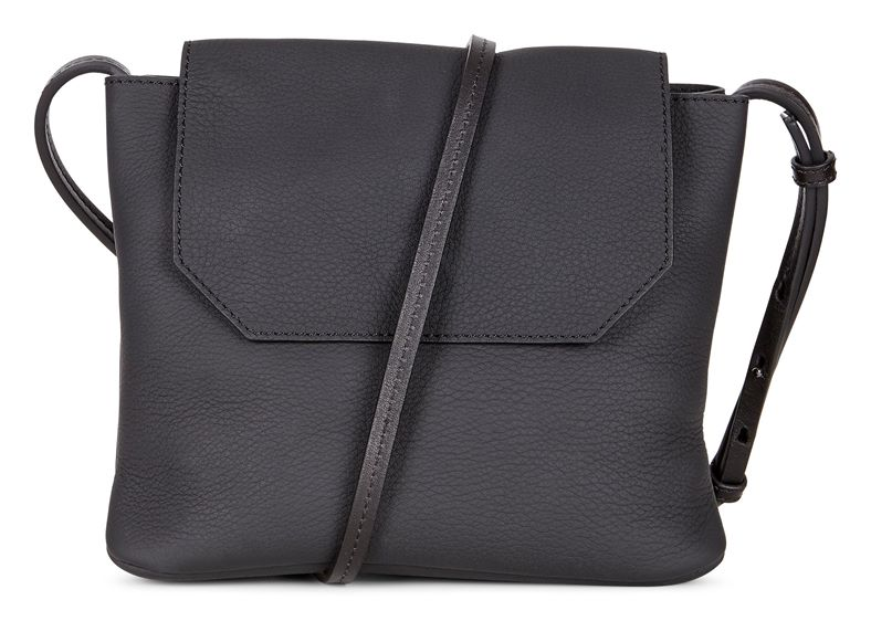 Jilin Crossbody (أسود)