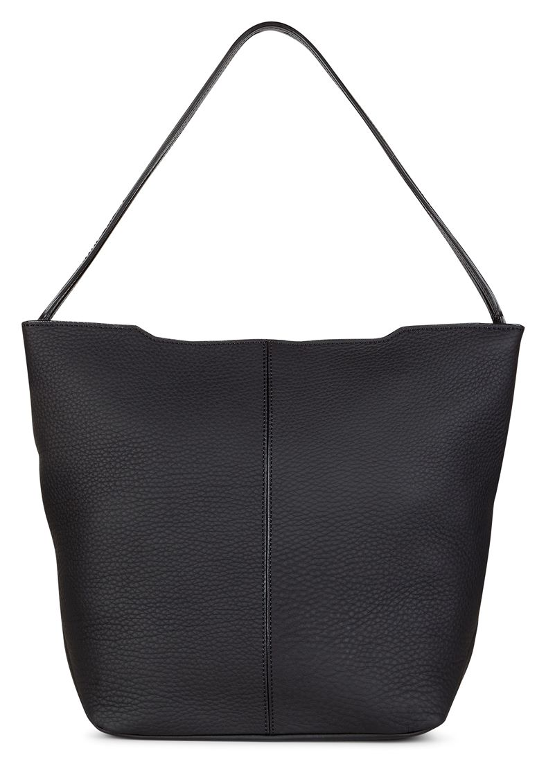 Jilin Hobo Bag (أسود)