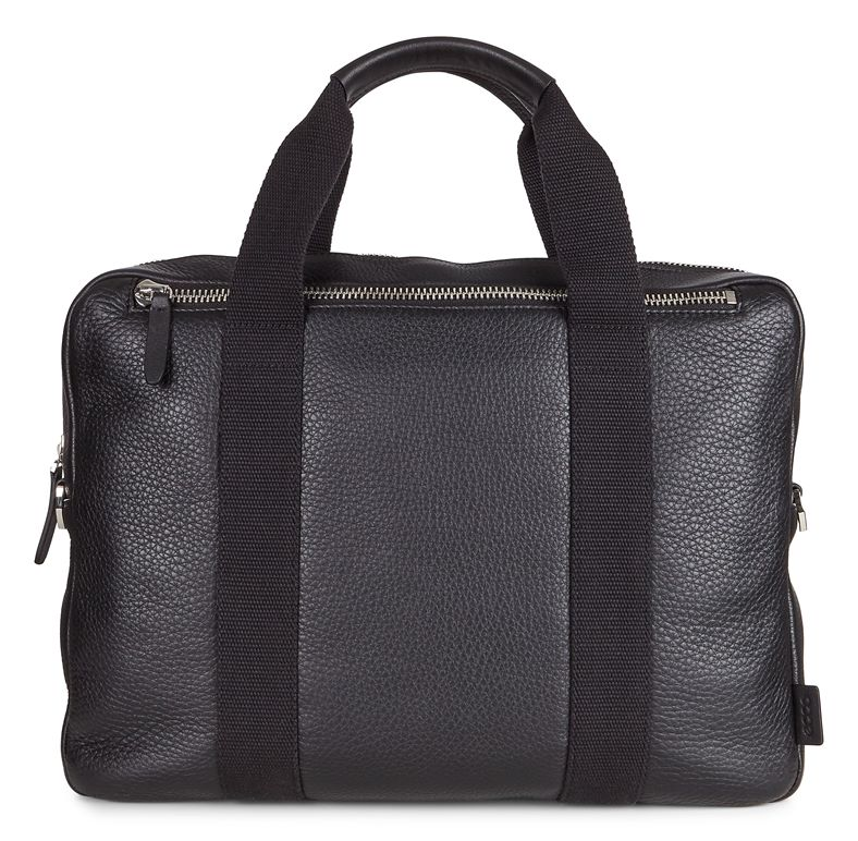 Eday L Laptop Bag (Nero)