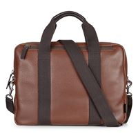 Eday L Laptop Bag (Brown)