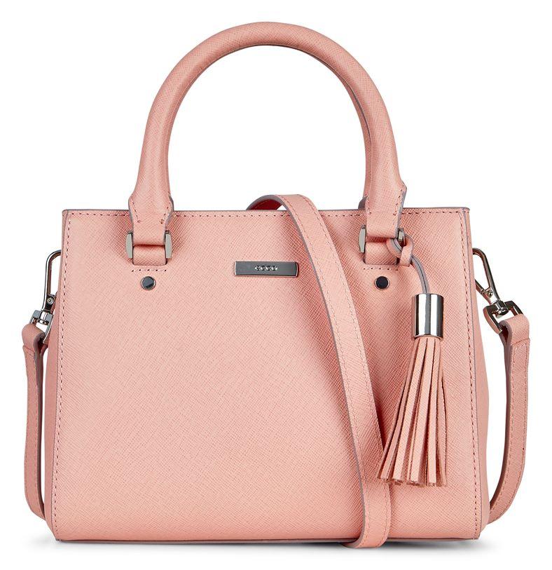 Kerry Mini Handbag (قرمز)