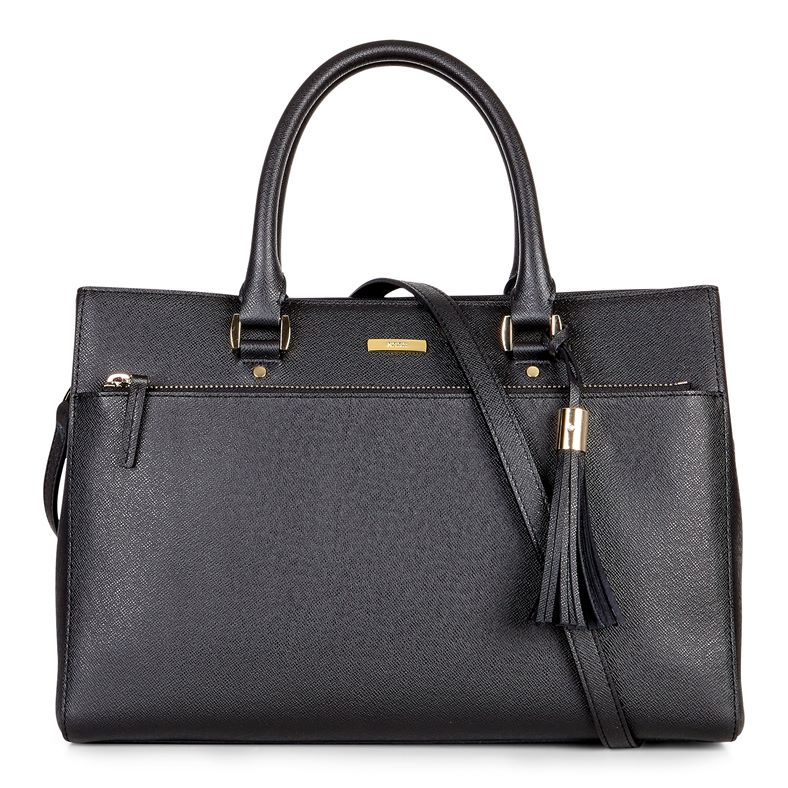 Kerry Handbag (أسود)