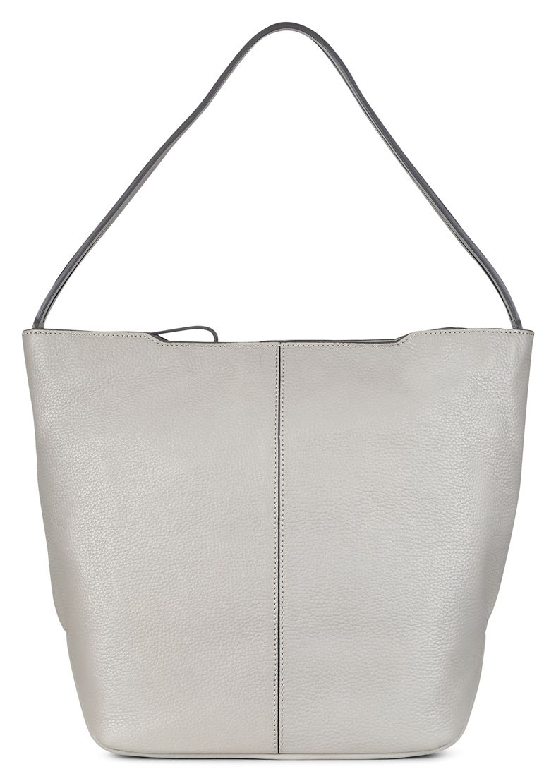Jilin Hobo Bag (Grey)