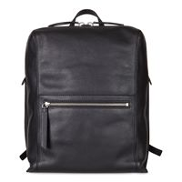 Sculptured Backpack (Nero)