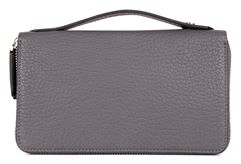 Mads Double Zip Clutch