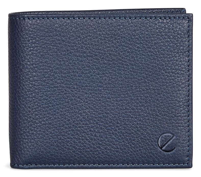 Jos Flap Wallet (Blue)