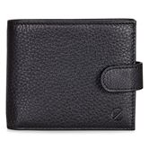 Jos Flap Wallet w tab (Black)