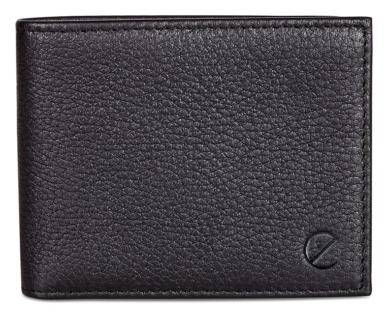Jos Slim Wallet (Black)