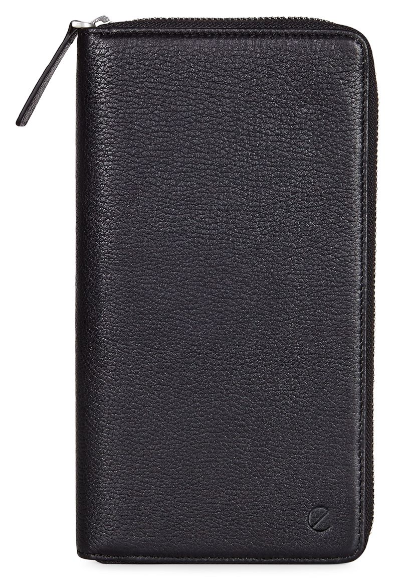 Jos Travel Wallet (Nero)