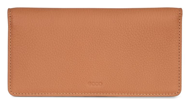 Jilin Large Wallet (Brown)