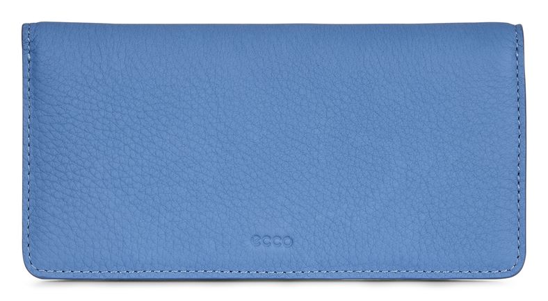 Jilin Large Wallet (آبی)