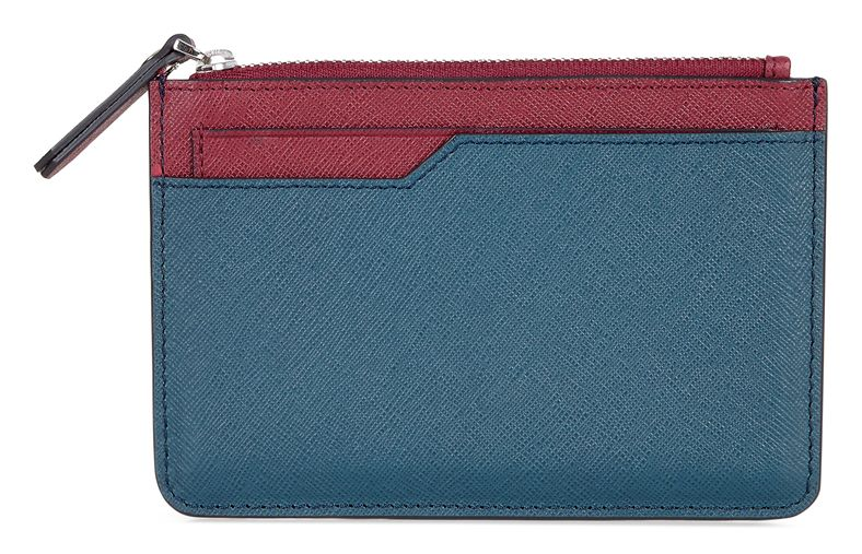 Iola Small Travel Wallet (Green)
