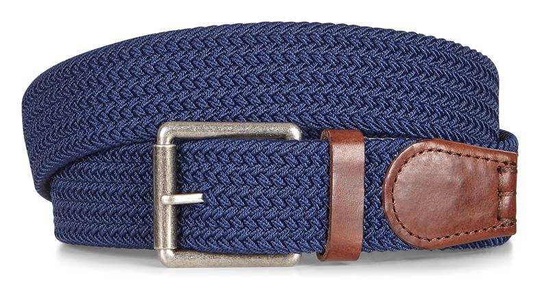 Tobias Casual Belt (Kék)
