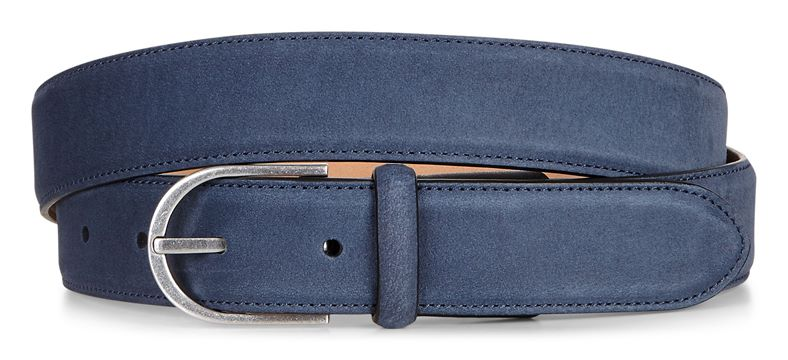 Simon Formal Belt (Blue)