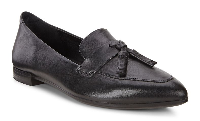 SHAPE POINTY BALLERINA (Black)