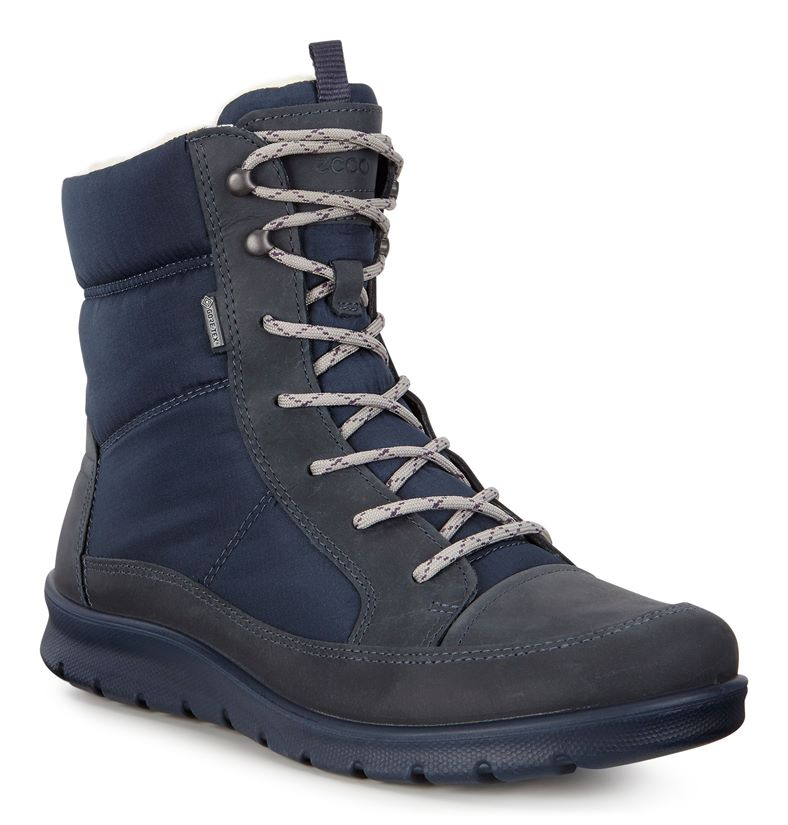 BABETT BOOT (Blue)