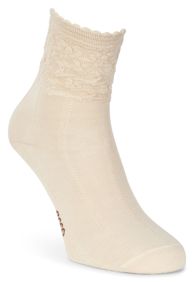 Made for Shape Sock (Beige)
